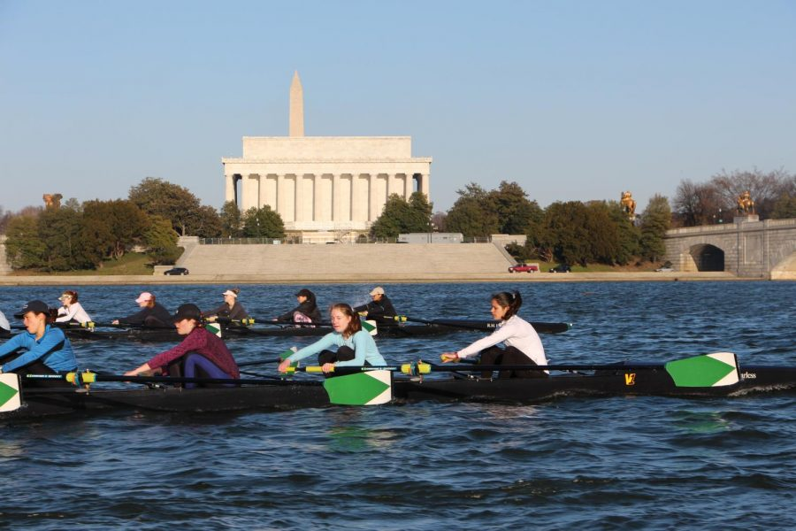 A day in the life of a rower