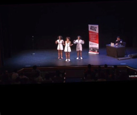 """Slam Poetry team places second in """"Louder than a Bomb"""" competition"""