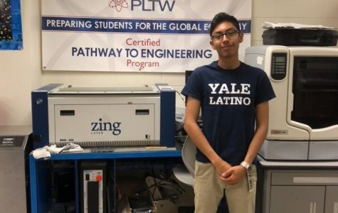 Wilson Dreamer heads to Yale