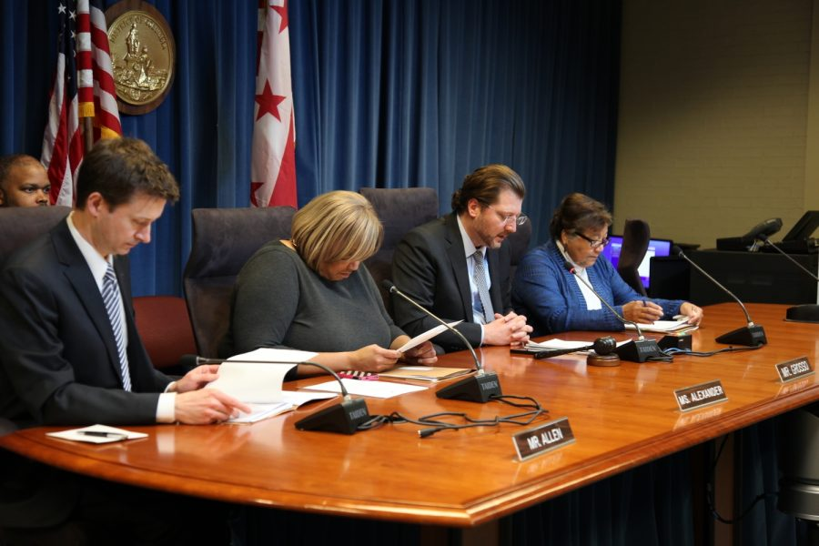 City council restricts DCPS suspension use