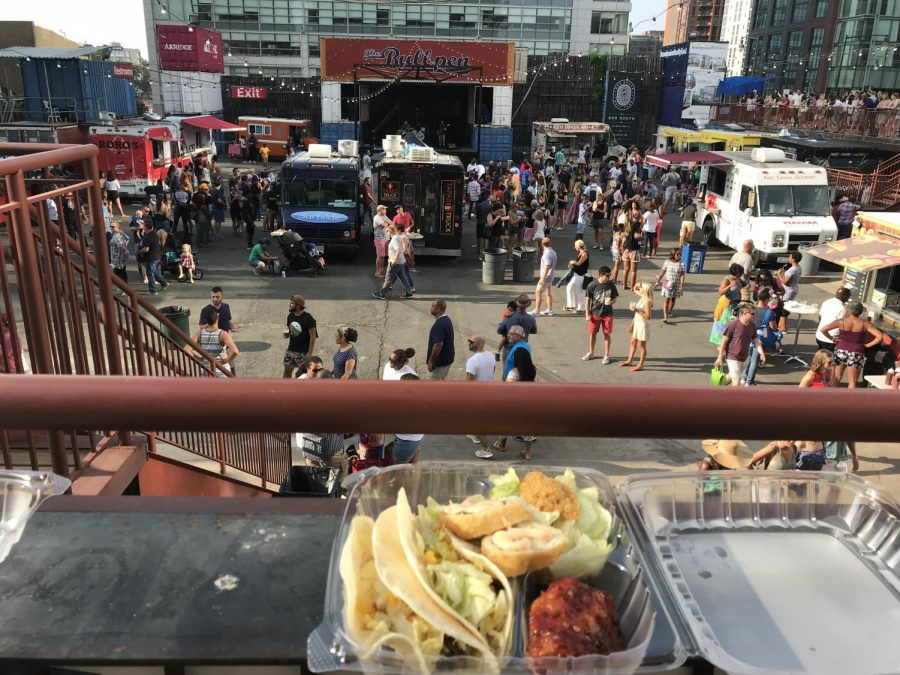 Truckeroo Festival: overpriced and mediocre