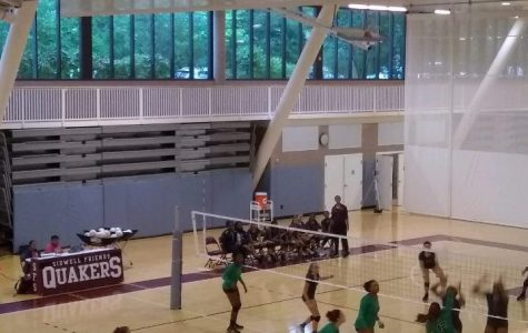 Wilson volleyball struggles with Sidwell