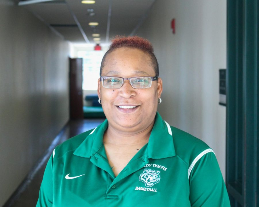 Nadira Ricks takes new position as Athletic and Title IX Coordinator
