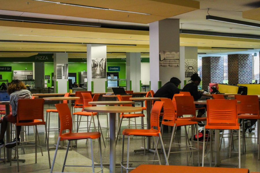 'Tiger Cafe' debuts in the cafeteria