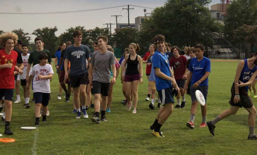 Wilson frisbee's ultimate expansion