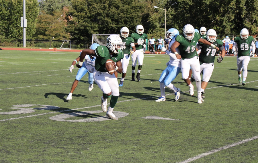 Tigers+dominate+Eastern+47-13+in+homecoming+game