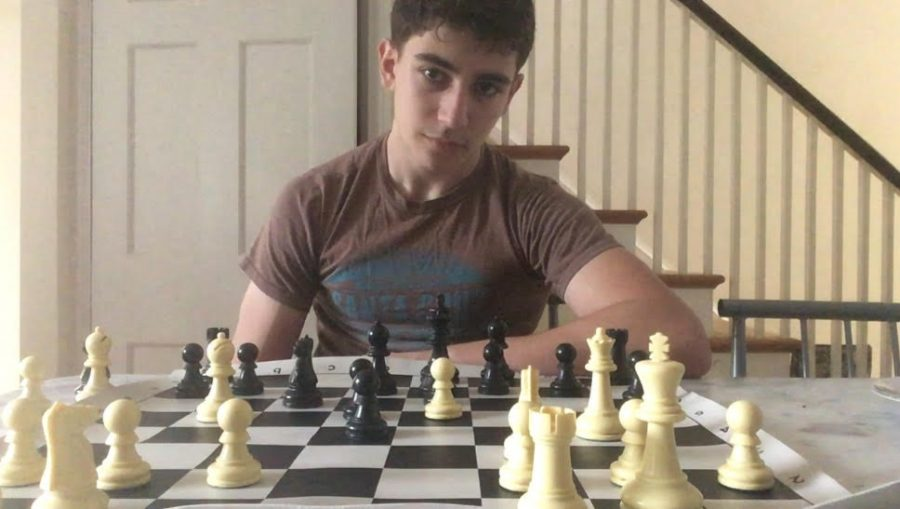 Wilson chess star captures DC crown