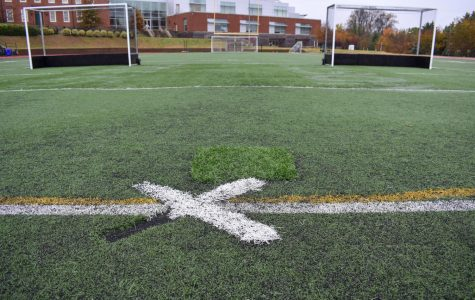 Turf repairs address safety concerns