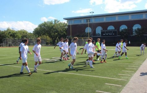 Boys soccer exceeds expectations