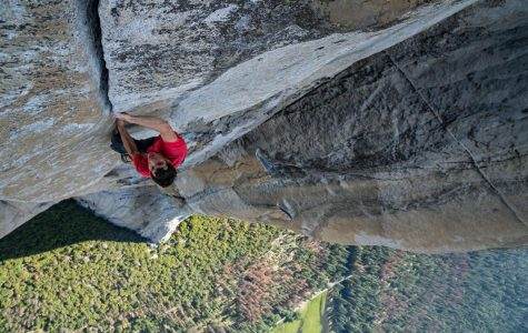 """Free Solo"" highlights dangerous climbing feat"