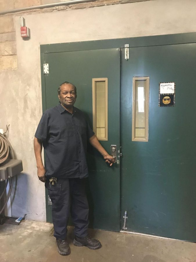 Beloved custodian to retire after 50 years