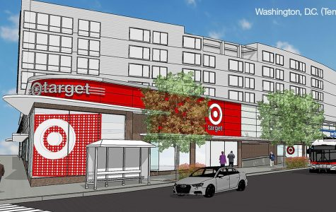 Target replacing Best Buy in Tenleytown