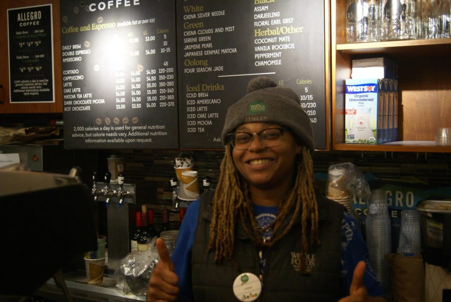 Carrie Thomas: The Tenley barista who doesn't like coffee