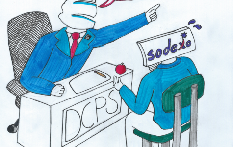 DCPS should drop Sodexo, a private prison contractor