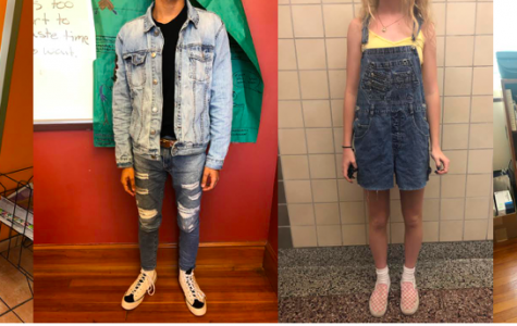 Fashion in the halls: June