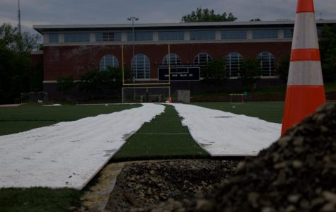 Wilson turf undergoes overdue renovations