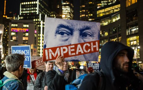 Impeachment looks good on Trump