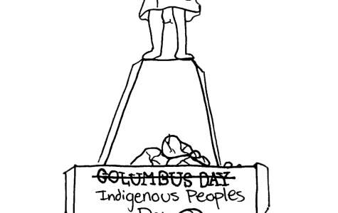 Renaming Columbus day isn't enough