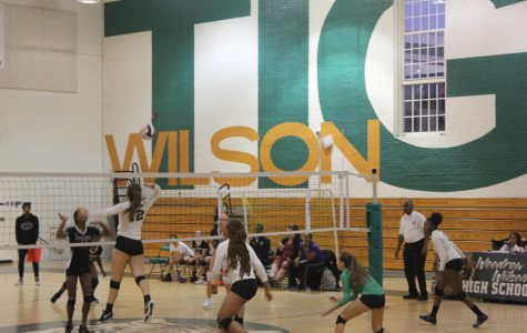 Volleyball team loses state title following successful season