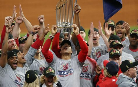 Nats capture first ever World Series title