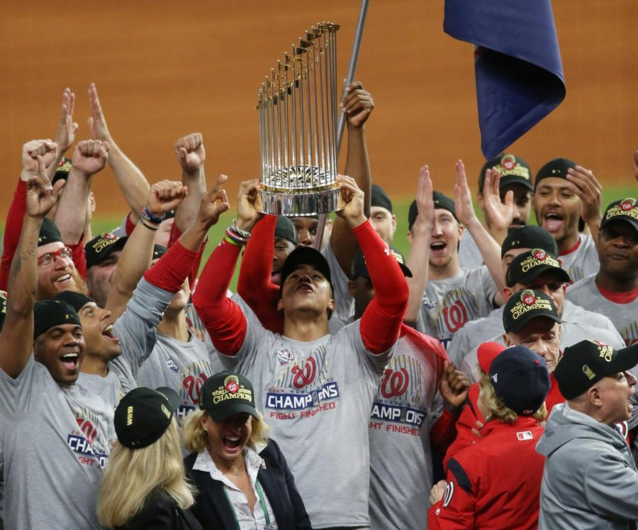 Nats+capture+first+ever+World+Series+title