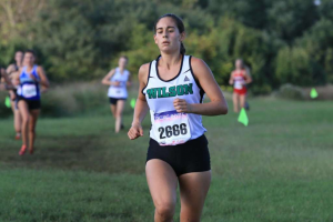 Athlete of the Month: Claire Wigglesworth