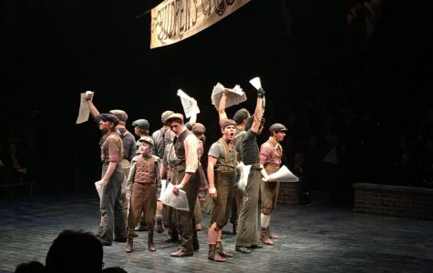 Did you hear the news(ies): Newsies wows Beacon staff members