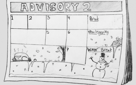Second advisory: The snow falls and so do your grades!