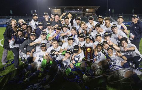 Georgetown Men's soccer captures first ever National Championship