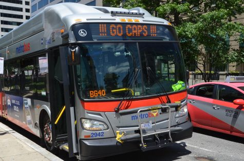 "22 metrobus lines could be ""eliminated"", affecting Wilson students"