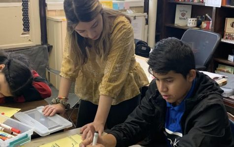 Student teachers find a home at Wilson