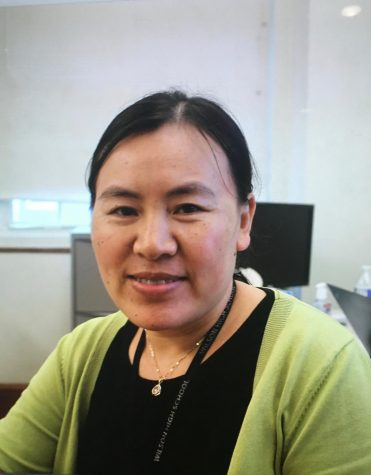 Qi Guo looks back on her path to math