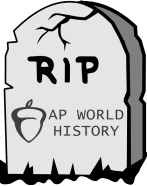 AP World History to be discontinued next school year