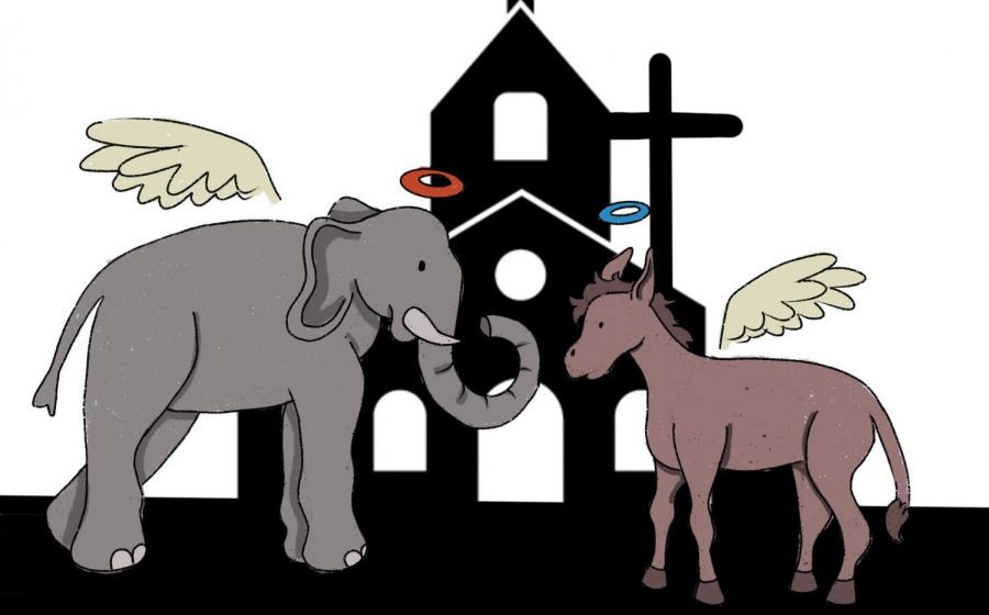 Church and state should be separate, but are they?