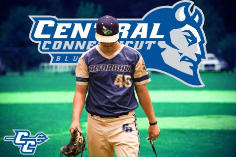 Senior Sam Alswang to be a CCSU Blue Devil