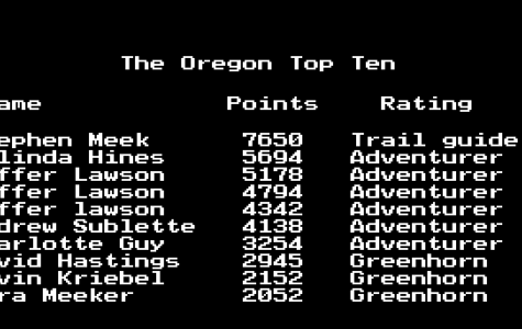 The trials and tribulations of a top Oregon trail player