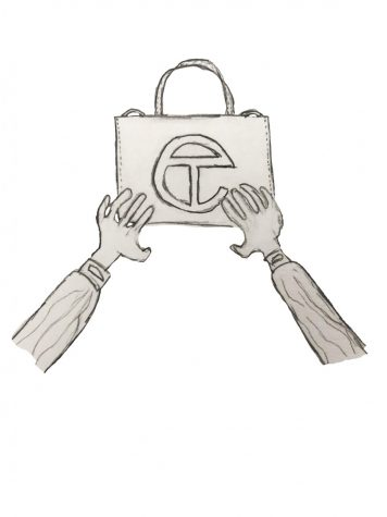 "The new ""it"" shopping bag: Telfar"