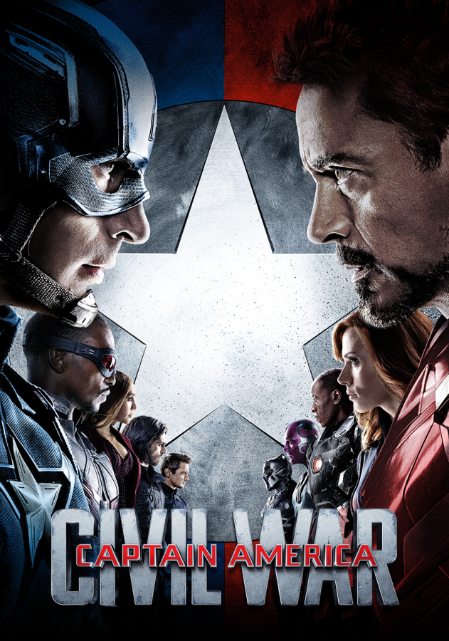 """Captain America: Civil War"" unexpectedly mirrors the modern divide in the U.S."