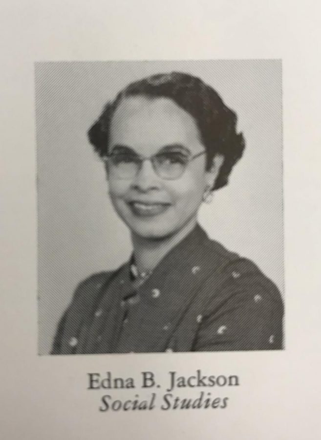 edna jackson-1956 yearbook