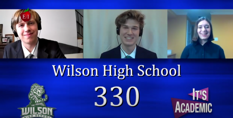 Wilson Quiz Bowl outscores their opponents to move onto the playoffs in 2021
