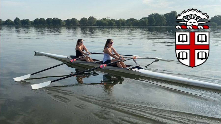 Kelsey Smith to row for Brown