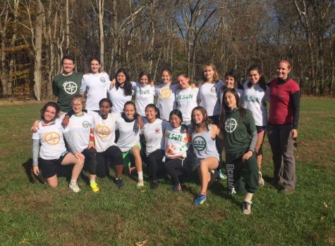 Ultimate Frisbee team stays connected with virtual practices