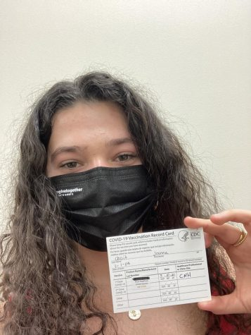 My experience getting the first dose of the Pfizer vaccine