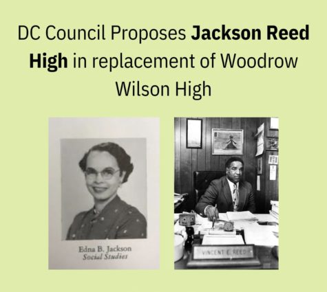 DC Council proposes Jackson Reed High School