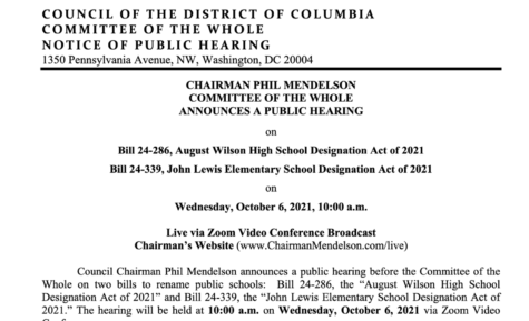 Council to hold public hearing on name change bill